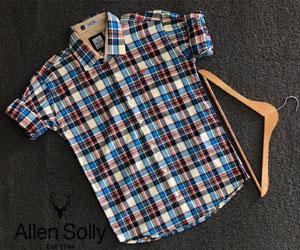 allen solly shirts price