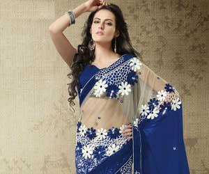 amazon saree online shopping
