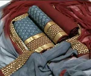 amazon dress material price