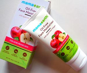 mamaearth oil free moisturizer
