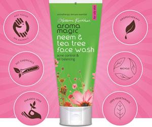 Aroma Magic Face Wash