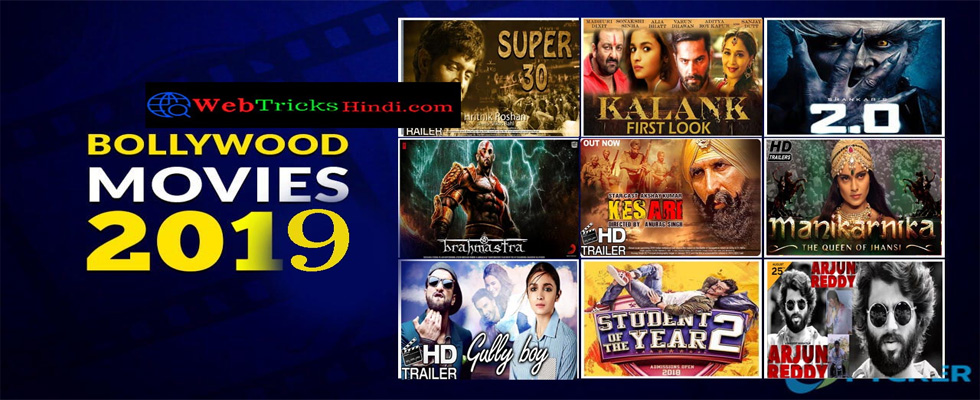 Top 10 Upcoming Bollywood Movies 2019