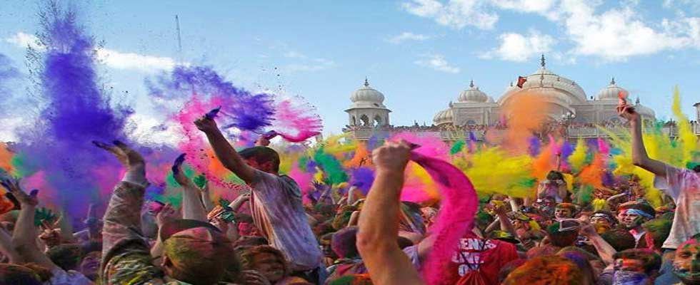 Are You Holi Ready? Here Are a Few Things You Might Need to Know Before You Head Out to Play Holi