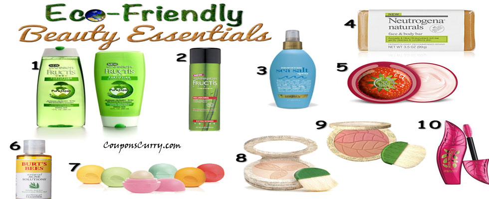 15 Best Natural And ECO Friendly Beauty Products 2019