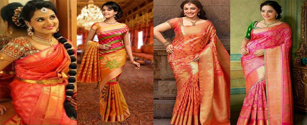 Bridal Sarees Online Collection