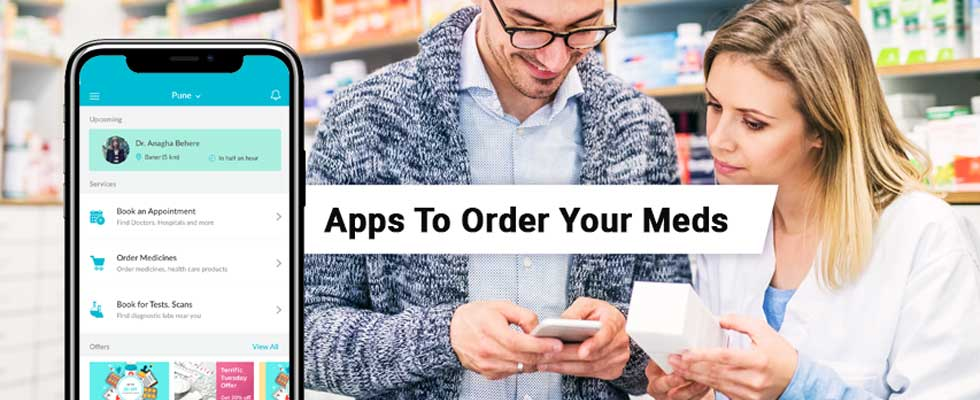 Top 10 online medicine shopping apps for IOS and Android