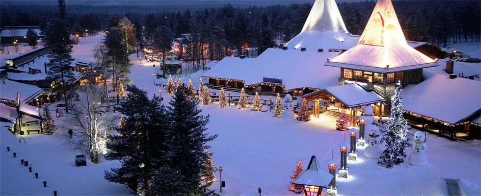 World is Top Destinations for Christmas Holiday
