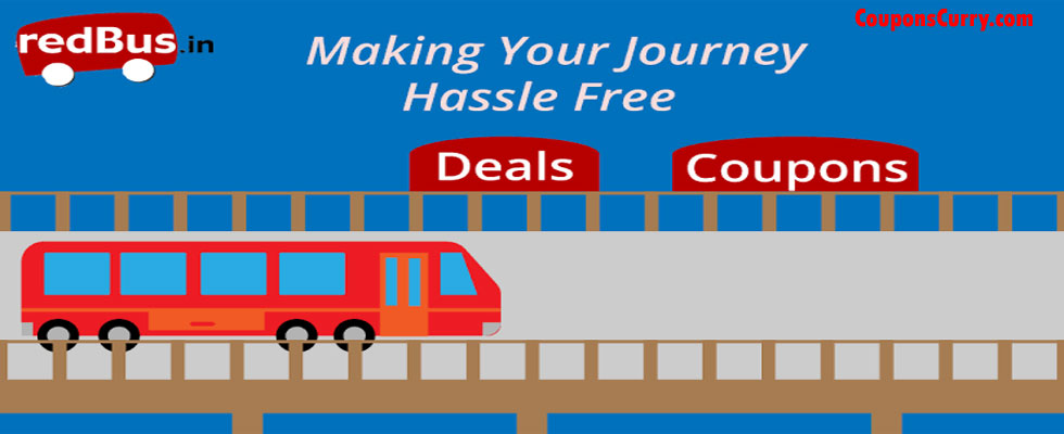 Make Bus Travel Cheaper with RedBus and AbhiBus Deals