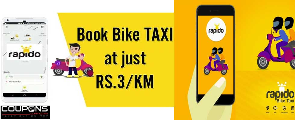 What is Rapido Bike Taxi Everything You Must Know About Rapido