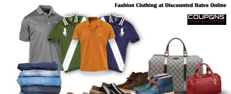 Make The First Lasting Impression With Fashion Clothing at Discounted Rates Online