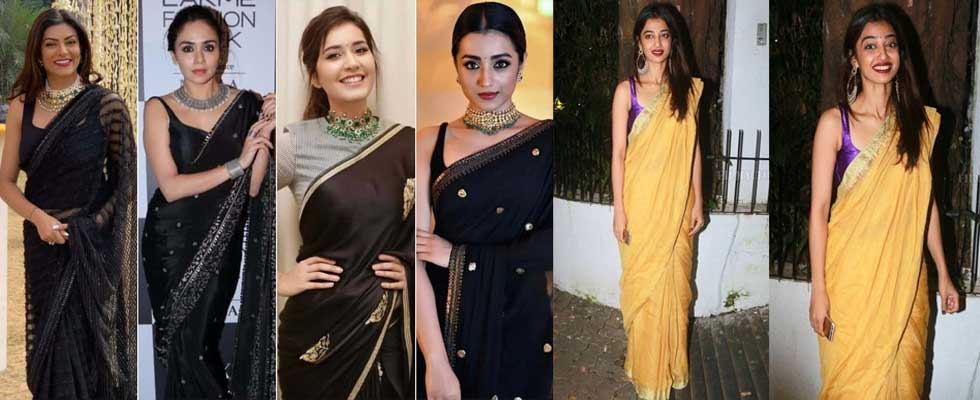 10 Latest Saree Styling Tips for You