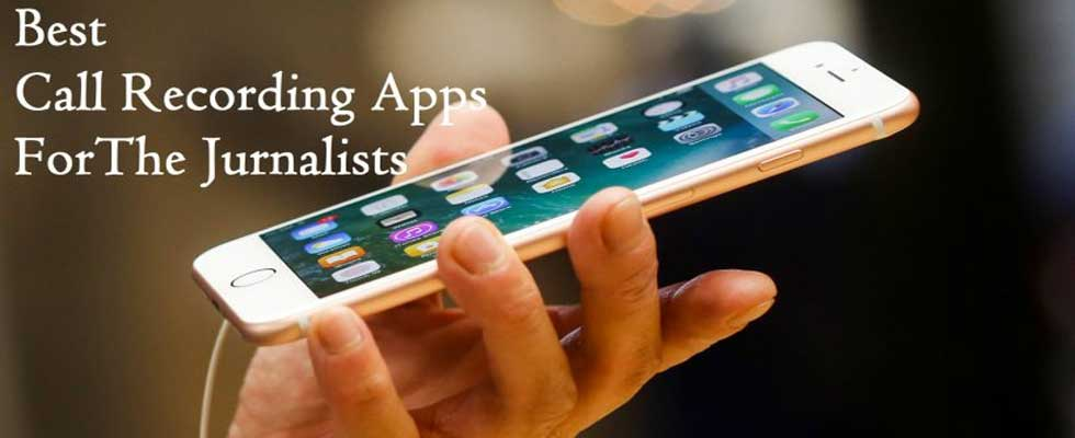 Top Rated Applications for Journalists to Record Phone Interviews