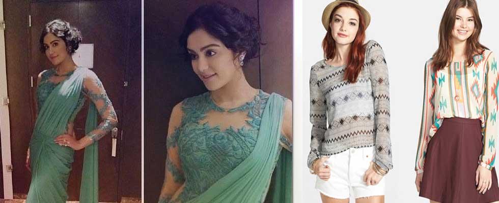 Tips for styling Sheer blouses