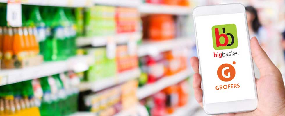 Wanna buy Grocery? Try Grofers and Bigbasket Coupons