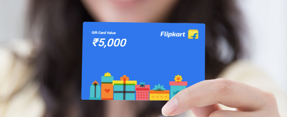 A Step-By-Step Guide To Use Flipkart Gift Cards