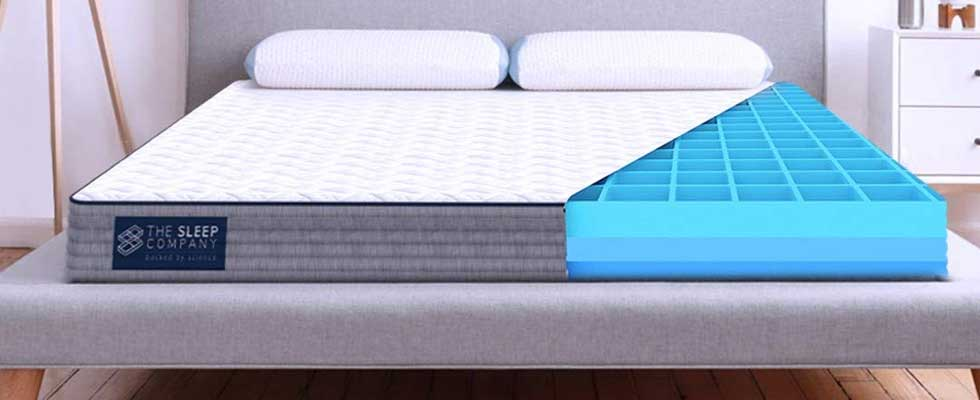 Why do You Need a SmartGRID Mattress from TheSleepCompany