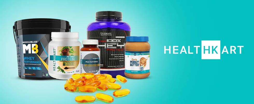 HealthKart Whey Protein: Benefits, Drawback, Price