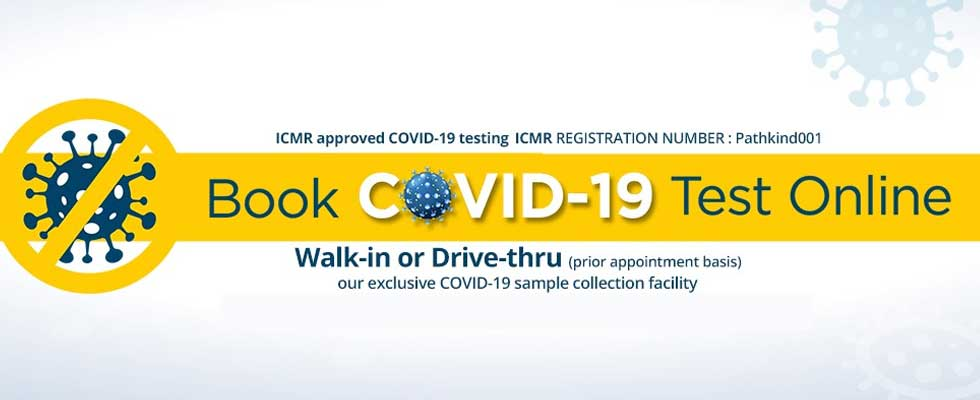 Dr. Lal PathLabs Covid Test and Coupons