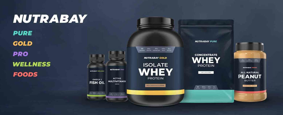 Top-Rated Whey Protein From Nutrabay That You Must Try