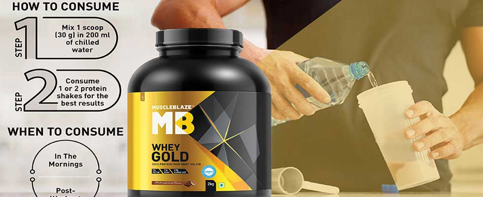 How To Use MuscleBlaze: Guide on Top-Seller Products