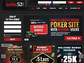 Adda52 Promo Code
