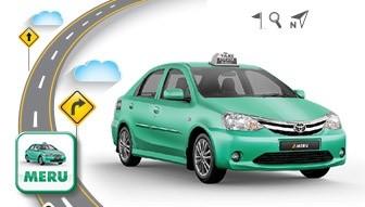 Meru Cabs Promo Code