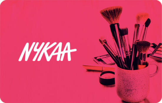 nykaa gift card offers