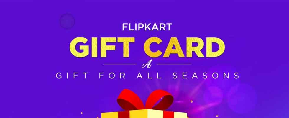 flipkart gift card for all seasons