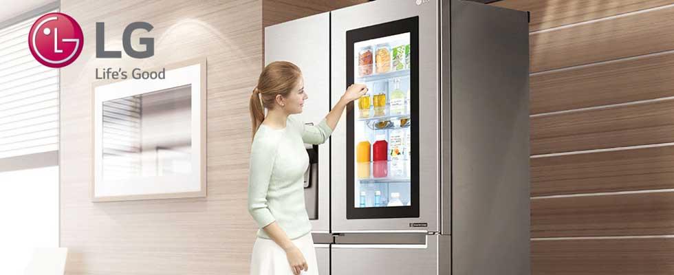 lg refrigerator under 10k