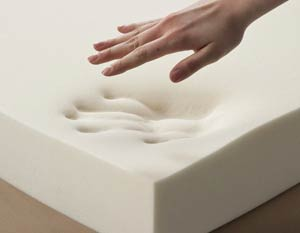 memory form mattress